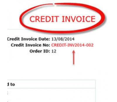 Credit facturen v1.5.6 - 1.5.6.4