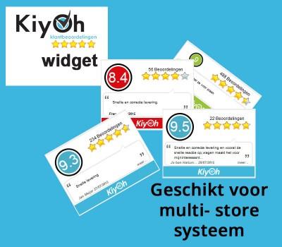 Kiyoh widget module v2
